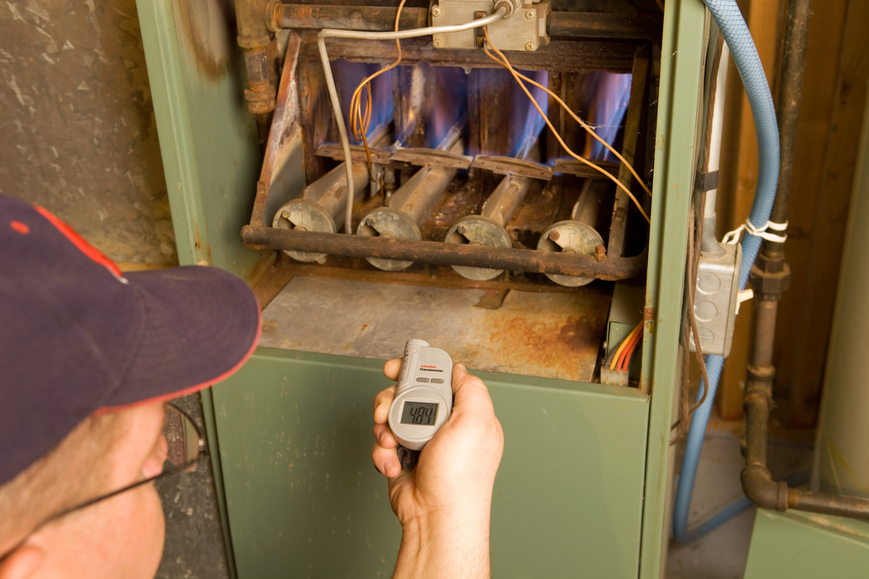 furnace repair in St. Petersburg